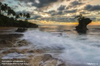 Caribbean coast, Costa Rica, photo