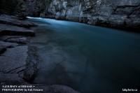 Jasper National Park, Alberta,maligne river photo