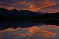 Jasper National Park, Alberta, Canada, Patricia Lake photo
