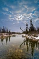 Jasper National Park, Glory Hole, photo