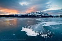 Abraham Lake, kootenay plains, bighorn wildlands, photo