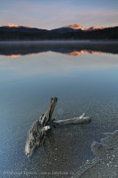 MALIGNE LAKE, prints photo
