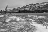 Talbot Lake and The Miette Range
