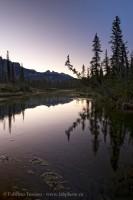 Jasper National Park, The Glory Hole photo