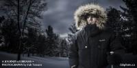 edmonton,winter, portrait, edge, photo
