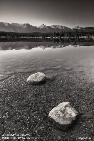 Jasper National Park, Alberta,patricia lake, pyramid island