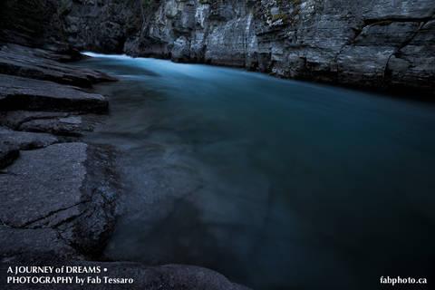 Jasper National Park, Alberta,maligne river