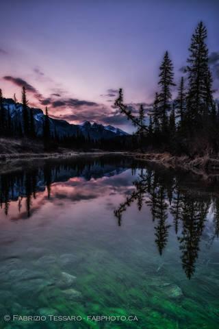 ,Jasper National Park,Winter