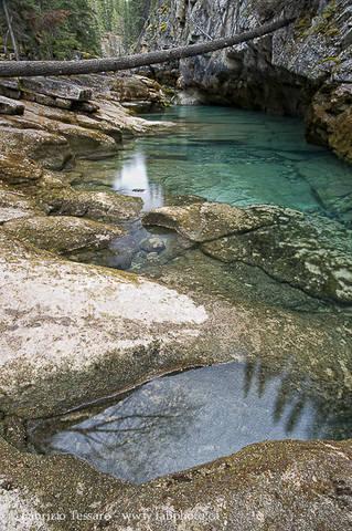 Jasper National Park, Alberta, Canada, Maligne River,