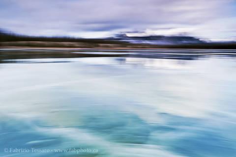 Jasper National Park, Alberta, Canada, Talbot Lake