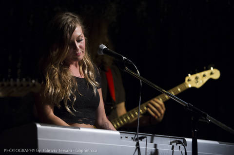 The Chelsey Mac Band