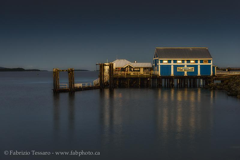 Sidney, Vancouver Island, British Columbia, photo