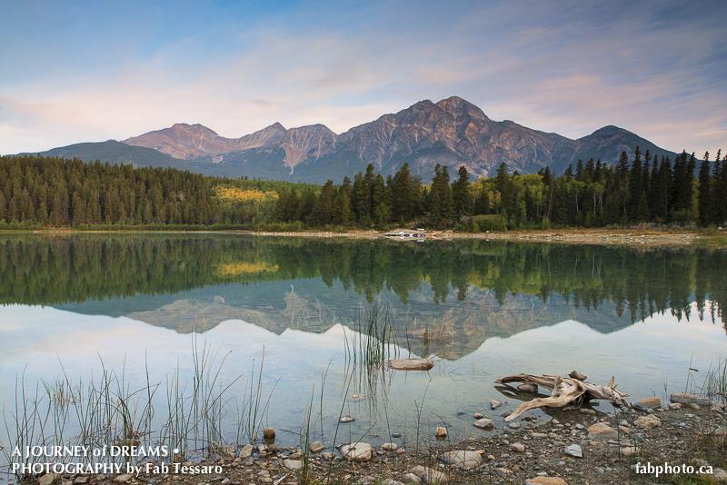 Jasper National Park, Alberta, patricia lake photo