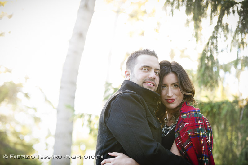 Andrew and Kirsten Edmonton Engagement Photos photo