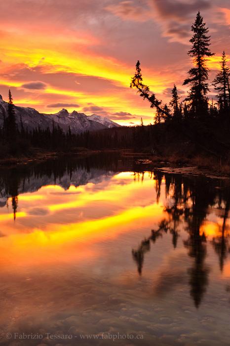 The Glory Hole,Jasper National Park, photo