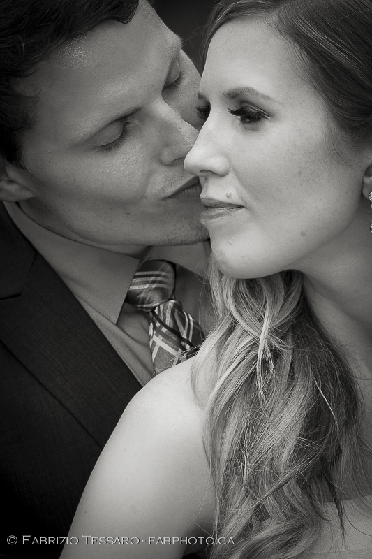 Travis and Lindsey, photo
