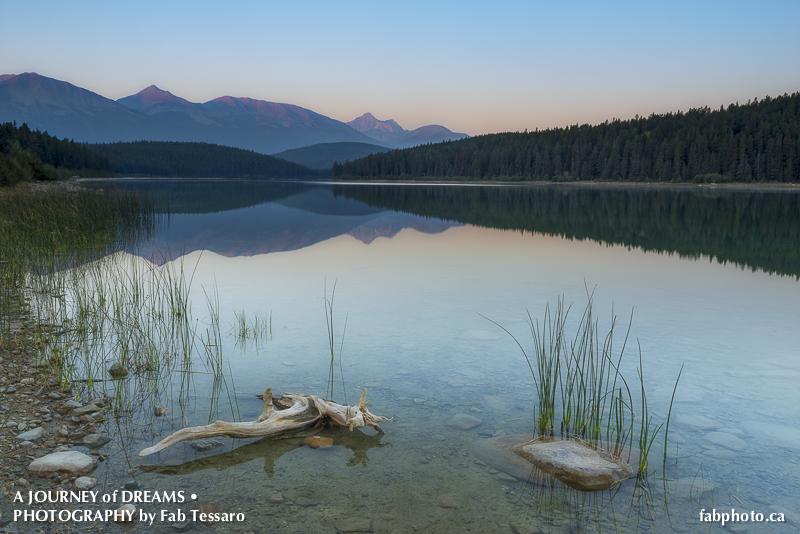 Jasper National Park, Alberta, patricia lake, photo