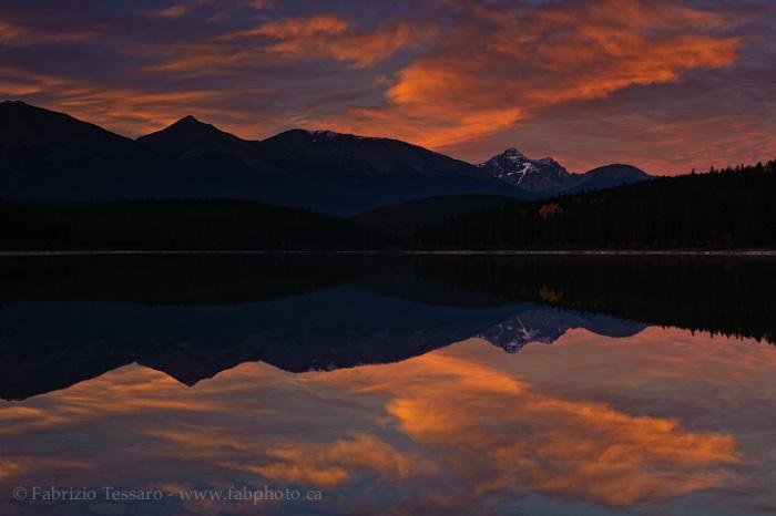 Jasper National Park, Alberta, Canada, Patricia Lake, photo