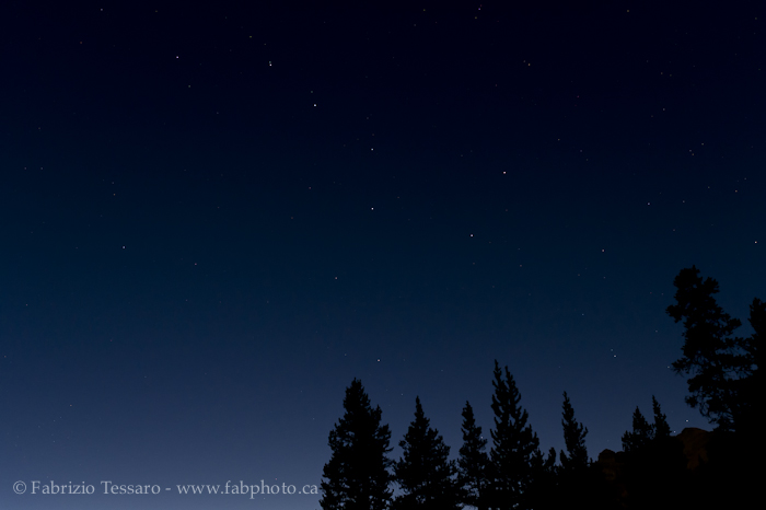 BIG DIPPER at MOSQUITO CREEK, photo
