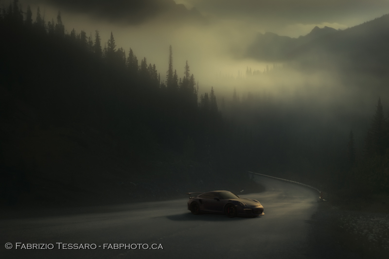 Porsche Composite image, photo