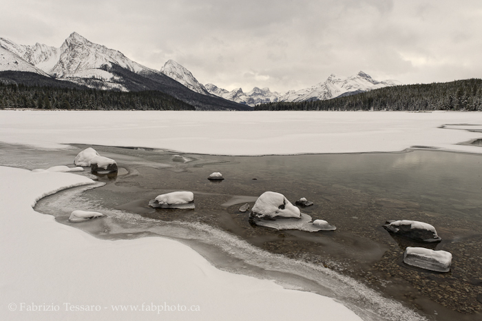 Jasper National Park, Alberta, Canada, photo