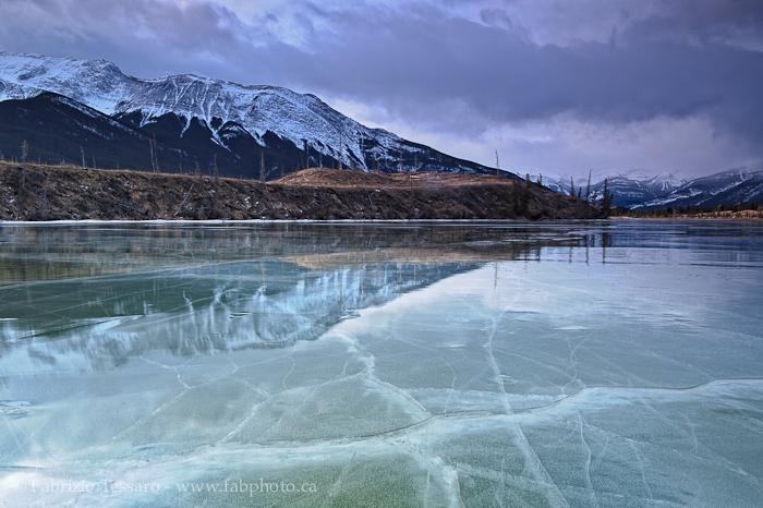 Jasper National Park, Alberta, Canada, Talbot Lake, photo
