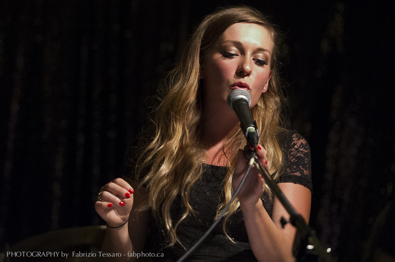 The Chelsey Mac Band plays their first show at Artery