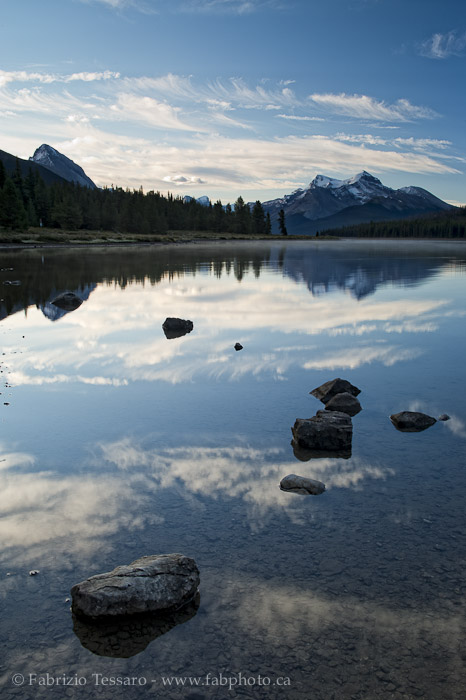 Jasper National Park, Alberta, Canada,  Maligne Lake, photo