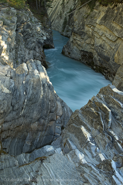 North Saskatchewan River,Near Coleman Creek, Jasper National Park, photo